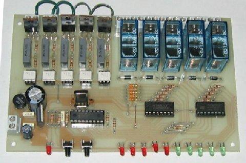 Schema Elettrico Giorno Notte Presepe : Sasa sbarra progetto centralina per controllo luci presepe